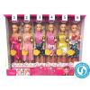 Sweet girl Beauty divatos barbie baba- 1-es számú -Új
