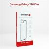 Swissten Clear Jelly Samsung Galaxy S10 Plus készülékhez