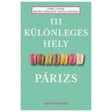 Sybil Canac, Renée Grimaud, Thomas, Katia 111 különleges hely - Párizs történelem