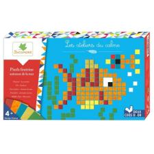 Sycomore Pixel képkirakó-tengeri állatok Sycomore puzzle, kirakós