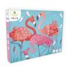 Sycomore Puzzle-Flamingók 100db-os Sycomore