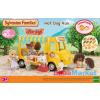 Sylvanian Families Hot-dogos kocsi