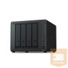 Synology NAS Storage 4 Fiókos DS418play 2x2,5Ghz, 2Gb RAM, 2x 10/100/1000, 2x USB 3.0