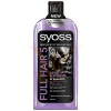 Syoss Full Hair 5D Dúsító sampon 500 ml