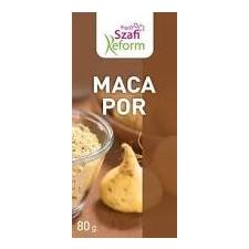 Szafi Fitt Maca por, 80 g reform élelmiszer