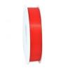 Szalag Basic textil 25mmx50m piros