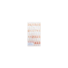 . Szám és jelkártya II-IV. o. határidőnapló
