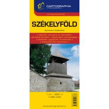 - SZÉKELYFÖLD TÉRKÉP /1:250000 térkép