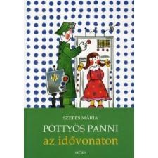 Szepes Mária PÖTTYÖS PANNI AZ IDŐVONATON (ÚJ!) gyermek- és ifjúsági könyv