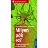 Sziget Könyvkiadó Martin Baehr - Heiko Bellmann: Milyen pók ez? - 132 pók egyszerű meghatározása