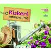 Sziget Könyvkiadó Martin Staffler: Kiskert mindentudó - 99 lényegre törő válasz