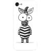Szilikon tok, Hoco, Apple Iphone 7 / 8, mintás hátlap, minta 1 (Zebra), bliszteres, (prémium minőség)