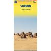 Szudán térkép - ITM
