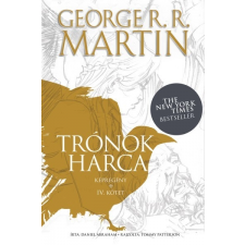 Szukits Kiadó Daniel Abraham - George R. R. Martin: Trónok harca képregény 4. irodalom