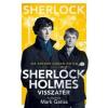 Szukits Kiadó Sir Arthur Conan Doyle: Sherlock Holmes visszatér (BBC-s borító)