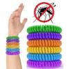 Szúnyogriasztós karkötő / többféle színben