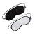 Szürke ötven árnyalata A szürke ötven árnyalata szemmaszk pár (2 db)