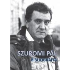 Szuromi Pál irodalom