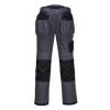 T602 - Urban Work Holster nadrág - szürke / fekete - 38/L