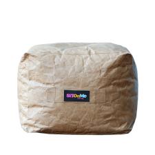 Tabouret, bézs anyagból, RIMINO TYPE 2 bútor