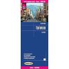 Tajvan térkép - Reise Know-How