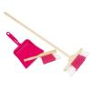 Takarító szett 'pink' GOKI 15430