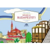 Tálos Tamara Színezd ki Budapestet!