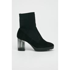Tamaris - Magasszárú cipő - fekete - 1383196-fekete