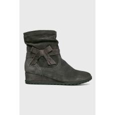 Tamaris - Magasszárú cipő - szürke - 1350942-szürke