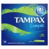 Tampax Compak Super Applikátoros Tampon, 16 db