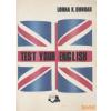 TANKÖNYVKIADÓ Test your english