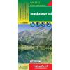 Tannheimer Tal turistatérkép - f&b WK 5352