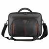 "Targus Classic+ notebook táska (13""-14.1"", fekete-piros)"