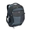 Targus Notebook hátizsák TCB001EU, Atmosphere 17-18 XL Laptop Backpack - Black/Blue TCB001EU