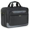 "Targus Notebook táska TCG500EU, City Gear 15.6"" Topload Laptop Case With Printer Section - Black"