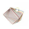 TARIFOLD Bemutatótábla, A4, műanyag, TARIFOLD, kék (10 db)