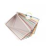 TARIFOLD Bemutatótábla, A4, műanyag, TARIFOLD, piros (10 d