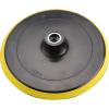 TARTOZEK tartalék gumi talp 8892500 polírozógéphez, tépőzáras, átmérő: 180mm, M14, max: 8500 ford/perc