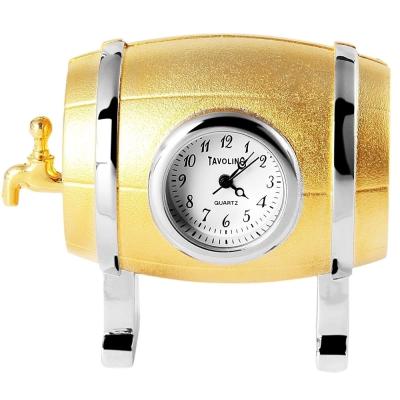 Tavolino miniatűr söröshordó óra - Asztali óra  árak ... 8402369bbb