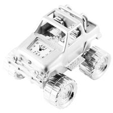 Tavolino miniatűr terepjáró óra asztali óra