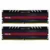 Team Group Delta Series piros LED, DDR4-2400, CL15 - 16 GB Kit /TDTRD416G2400HC15ADC01/