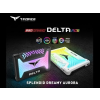 "Team Group T-Force Delta RGB 2,5"" SSD, SATA - 250 GB (T253TR250G3C313)"