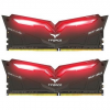 Team Group T-Force Nighthawk, piros LED, DDR4-3000, CL16 - 32 GB (THRD432G3000HC16CDC01)