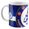 Team szurkolói bögre - Team Football Mug Chelsea