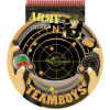 - TEAMBOYS STENCIL - KATONA (ARMY COLOUR!)