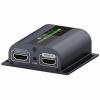 Techly HDMI hosszabbító kábel Cat.6/6a/7; 60m; FullHD; IR