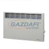TECHNOTHERM CPH 1000 E elektromos konvektor, 1kW, IP24, elektronikus vezérlés