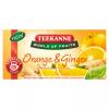 Teekanne gyümölcstea 20x2,25 g narancs és gyömbér