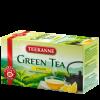 Teekanne zöld tea citrommal 20 db filter