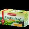 Teekanne zöld tea naranccsal 20 db filter